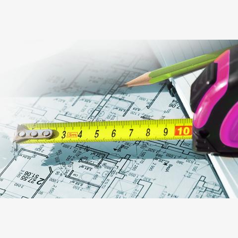 Rakennuspiirustukset, CAD-tulosteet